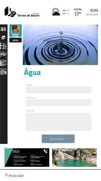 YPortal software - Contador da Água