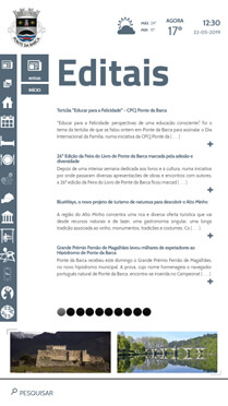 YPortal software - Comunicações e Editais