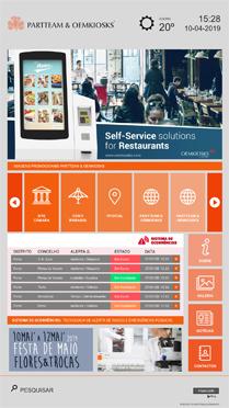 Software interativo para Smart Cities - Protecção e Ocorrências