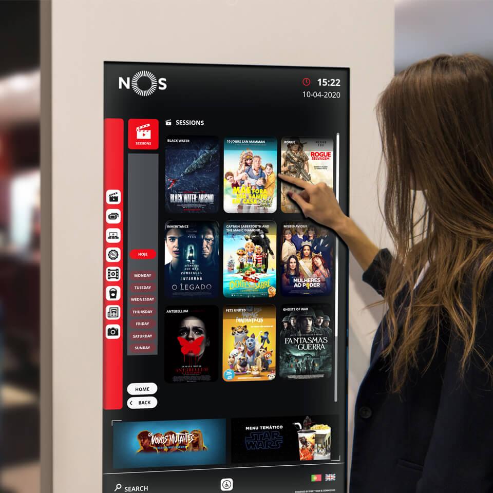 YPortal Cine - Solução digital para Mupis Digitais