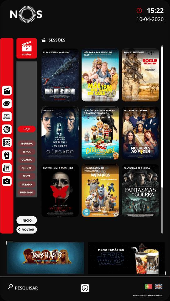 YPortal Cine - Solução digital para cinemas