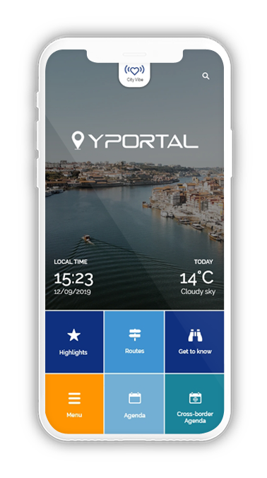 APP YPortal - Vantagens